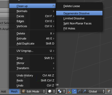 Using GAMer to Refine a Mesh — MCell and CellBlender Tutorials